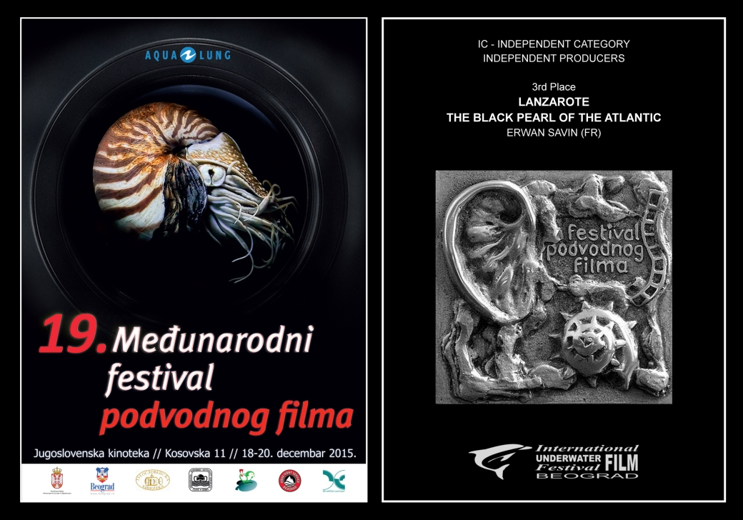 2015 12 - Medjunarodni Festival Podvodnog Filma